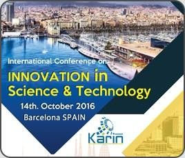International conference on INNOVATION in Science and Technology